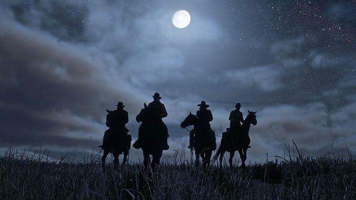 Wyjęta spod prawa kamera FPP w Red Dead Redemption 2