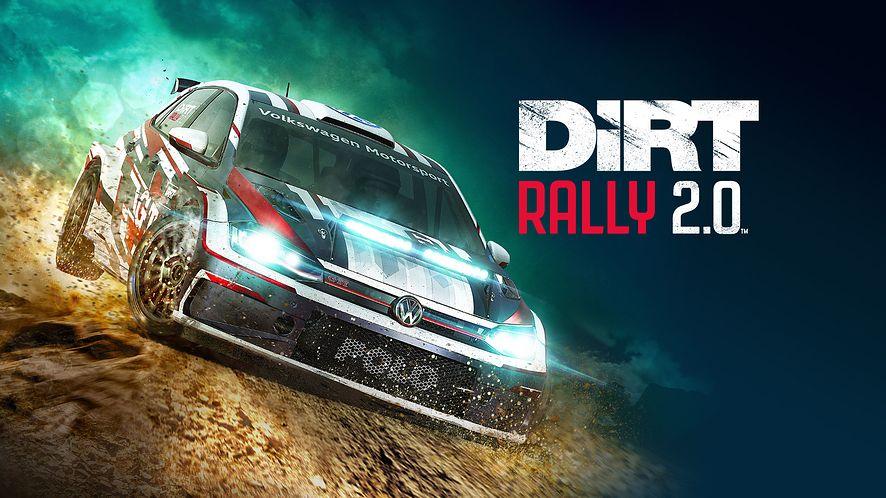 Dirt Rally 2.0!