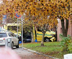 Norwegia. Atak w Oslo. Uzbrojony mężczyzna, porwał karetkę i wjechał nią w tłum