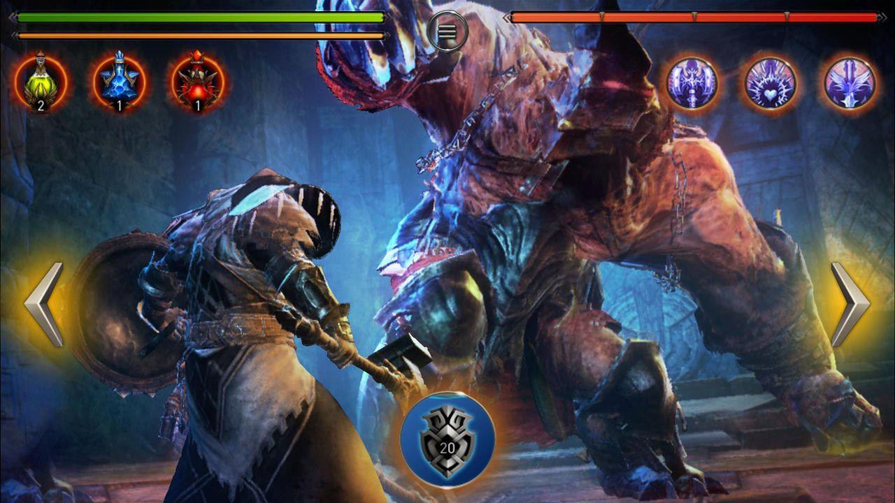 Dark Souls na tablecie? – gramy w mobilne Lords of the Fallen [WIDEO]