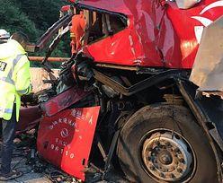 Tragiczny wypadek autokaru w Chinach. Nie żyje 36 osób