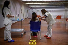 Zosia bierze udział w badaniach klinicznych firmy Pfizer nad szczepionką przeciwko COVID