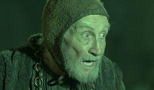 """Roy Dotrice jako Hallyne w serialu """"Gra o tron"""""""