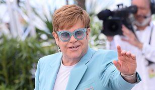 Elton John dołączył do szacownego grona kawalerów Legii Honorowej
