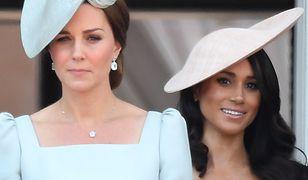Konflikt między Kate a Meghan coraz bardziej się zaostrza