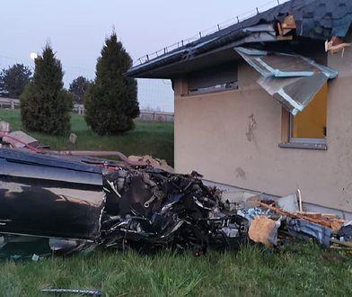 Makabryczny wypadek na A4. Jazdę zakończył na dachu
