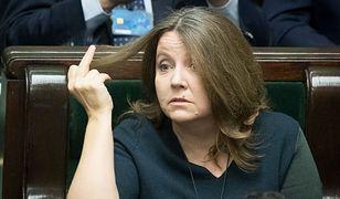 Joanna Lichocka odwołana. Zadecydował głos posła PiS