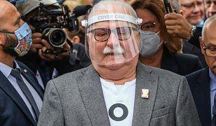 Lech Wałęsa zaskakuje. Chce, żeby o nim zapomniano