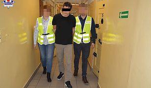 Pociął nożem dwa psy w Chełmie. 21-latek został aresztowany