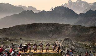 Muzyczny spektakl w sercu Dolomitów. Jedyne tego typu wydarzenie na świecie