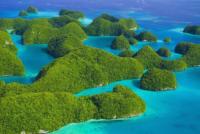 Palau to jedno z najbardziej malowniczych miejsc na Oceanie Spokojnym