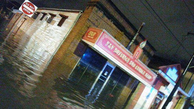 Ulewne deszcze w Nowym Orleanie. Część miasta pod wodą