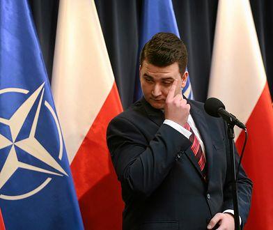 Bartłomiej Misiewicz uważa, że kryzys w relacjach Polski z USA to fake news