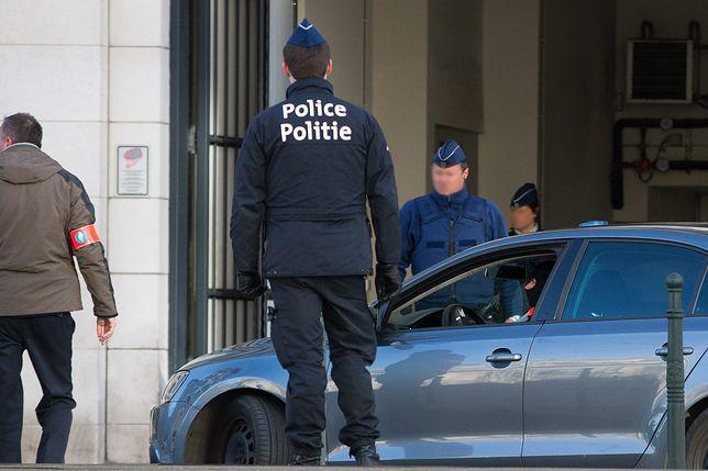 Strzały w Brukseli. Kierowca twierdził, że w aucie ma bombę