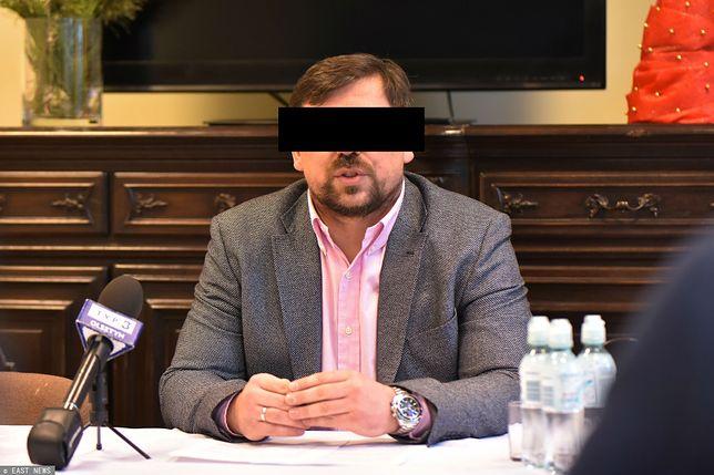Prokuratura Regionalna w Białymstoku przedstawiła sześć zarzutów Tomaszowi K.