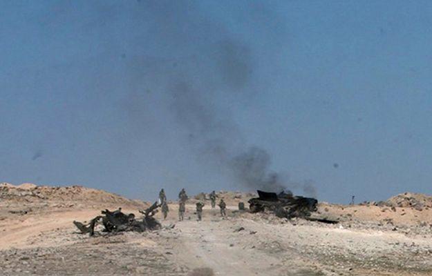 Syria: turecki czołg trafiony rakietą, jeden żołnierz zginął