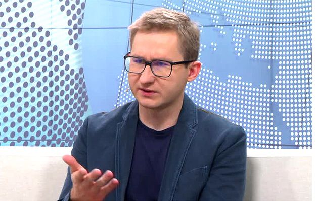 Sławomir Sierakowski w #dzieńdobryPolsko: Ryszard Petru się posypał, zachowuje się bezmyślnie