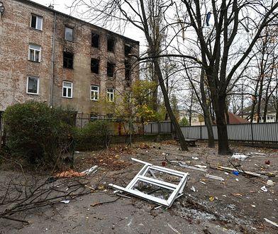 Lokator mieszkania, w którym doszło do wybuchu, przebywa w szpitalu w stanie śpiączki farmakologicznej