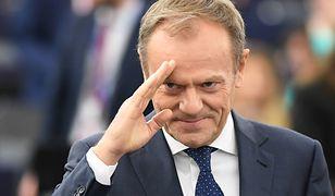 Donald Tusk pogratulował nowej prezydent Słowacji