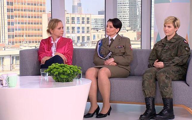 """Kobiety na wojnie. """"Niebezpieczny narkotyk"""""""
