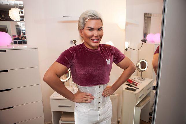 Żywy Ken chce zostać Barbie