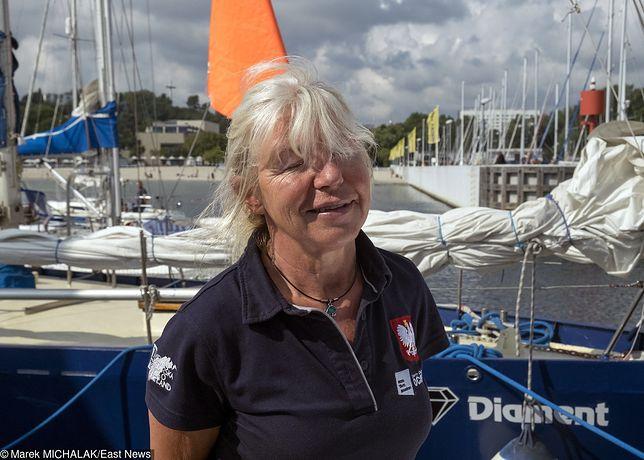 Joanna Pajkowska ma 61 lat