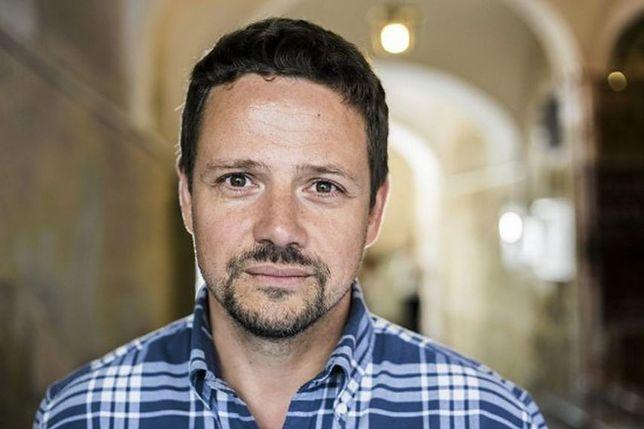"""Rafał Trzaskowski o wyborach w stolicy: """"to PO czeka, nie ja"""""""