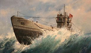 Przed kapitulacją III Rzesza wysłała do Japonii okręt podwodny z nowoczesną bronią