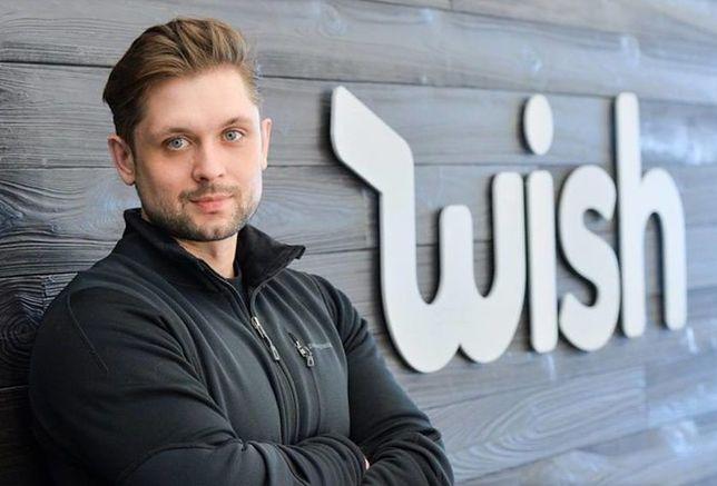 Peter Szulczewski, współtwórca i założyciel aplikacji Wish