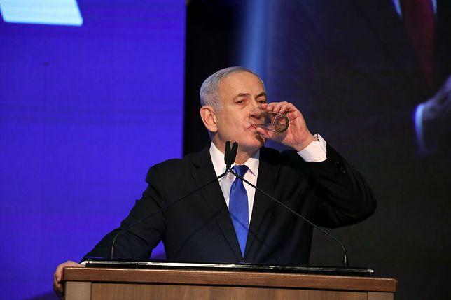 Wybory w Izraelu. Nie wygrał nikt. Ale Netanjahu może pójść za kratki