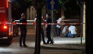 Zabójstwo w Lubartowie. Zadźgał nożem byłą żonę w centrum miasta