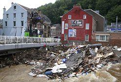 Tragiczny bilans powodzi w zachodniej Europie. Morawiecki oferuje pomoc