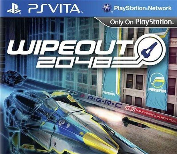 WipEout 2048 - recenzja
