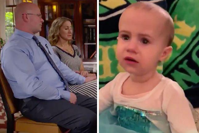 Matka i ojciec Chloe Wiegand pierwszy raz w telewizji