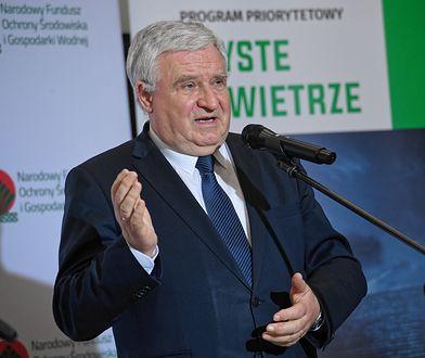 Kazimierz Kujda przez wiele lat był współpracownikiem Kaczyńskiego