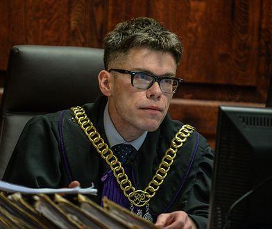 Sędzia Sądu Okręgowego w Warszawie Igor Tuleya