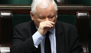 Jarosław Kaczyński cierpi z powodu alergii