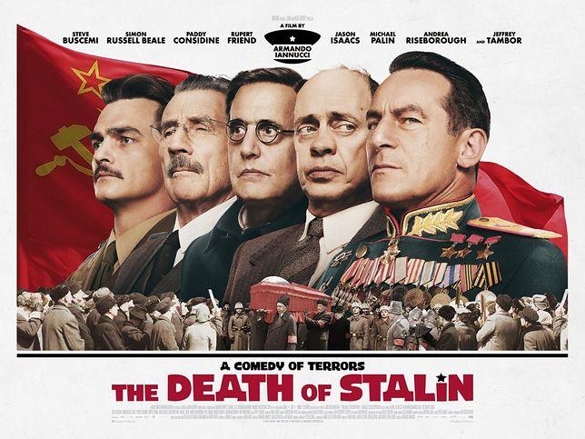 """Rosja nie chce """"Śmierci Stalina"""". Świętokradczy film ocenzurowany"""