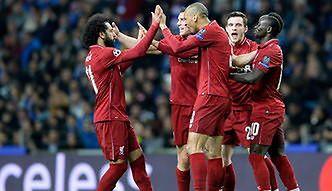 e0f8c40a3 Liga Mistrzów 2019. FC Porto - Liverpool FC: 30 minut to za mało. Liverpool  wypunktował Porto