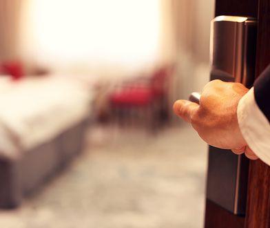 Hotelowa kleptomania. Kiedy gość zamienia się w złodzieja