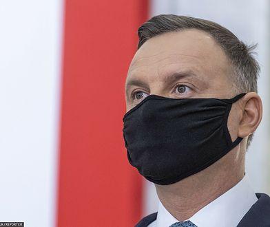 Andrzej Duda spotkał się z szefem NIK? Rzecznik prezydenta odpowiada