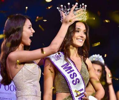Miss Ukrainy straci koronę z powodu macierzyństwa