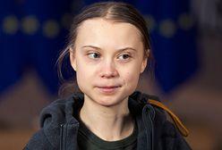 2-letnia Greta Thunberg na zdjęciu z 2005 roku. Aktywistka podzieliła się nim, aby przekazać światu wiadomość