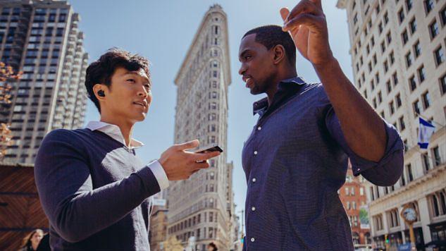 Tłumacz symultaniczny w twoim uchu? Z tymi słuchawkami nie trzeba się martwić o barierę językową
