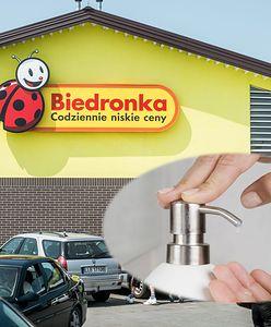 Pracownicy Biedronki domagają się ochrony przed koronawirusem. Brakuje procedur