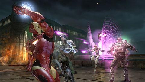 Trailer i rozgrywka: Marvel Ultimate Alliance 2