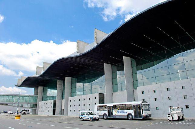 Terminal lotniska w Bordeaux