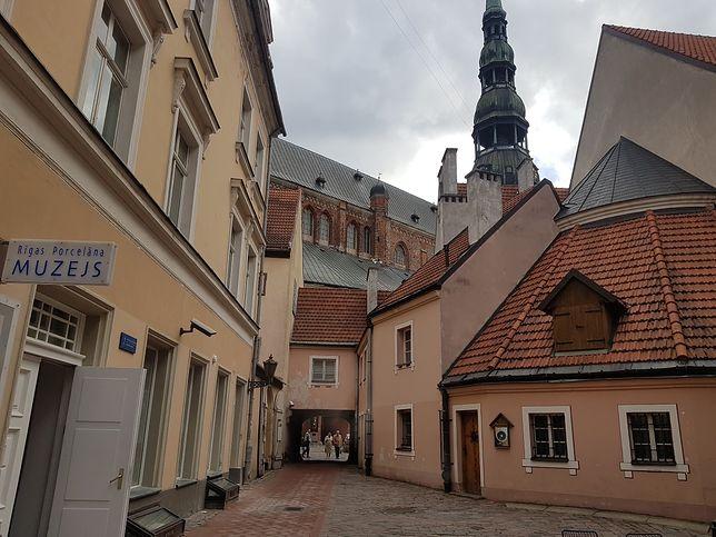 Stolica Łotwy przyciąga jak magnes
