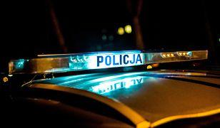 Policjanci drogówki mają za sobą ciężką noc