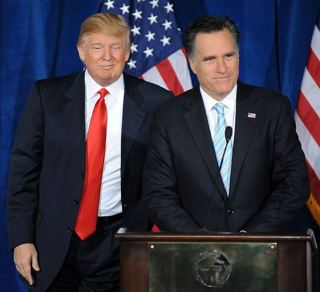 Trump nominuje Romneya? To zrodzi konflikt